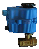 leak detection equipment shut-off valve